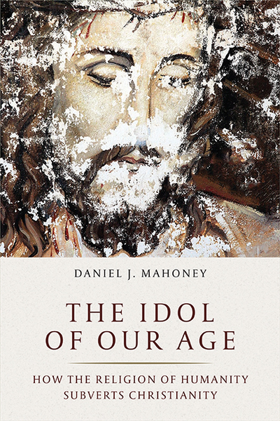 The Idol of Our Age book cover