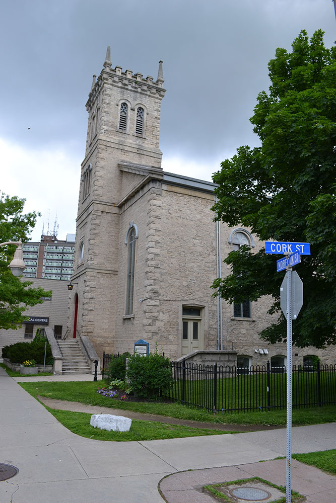 Norfolk Street United Church