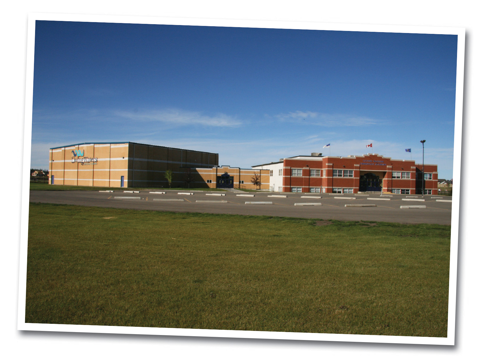 Living Waters Christian Academy, Spruce Grove, Alberta
