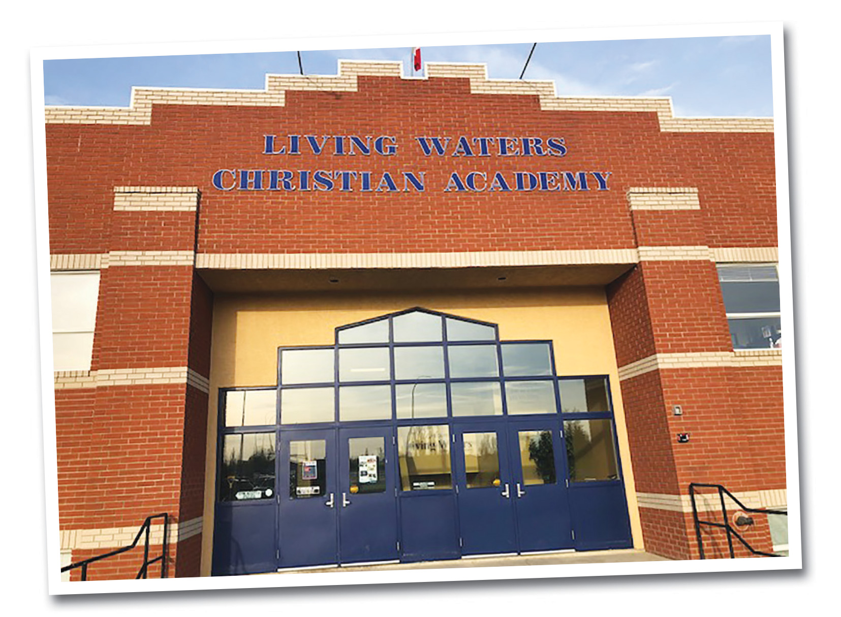 Leadership at Living Waters prioritizes alignment with the school's vision, mission, and core values