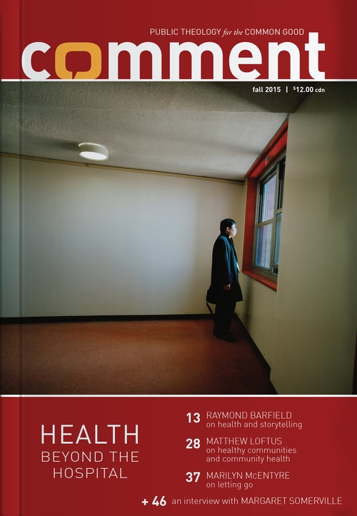 Health Beyond The Hospital Cover