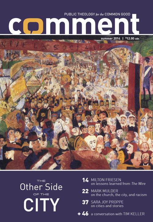 The Other Side of the City Cover