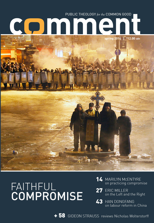 Faithful Compromise Cover