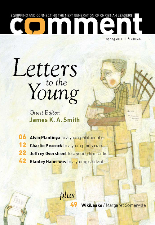Letters to the Young Cover