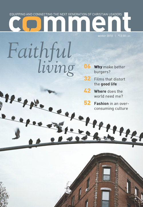 Faithful living Cover