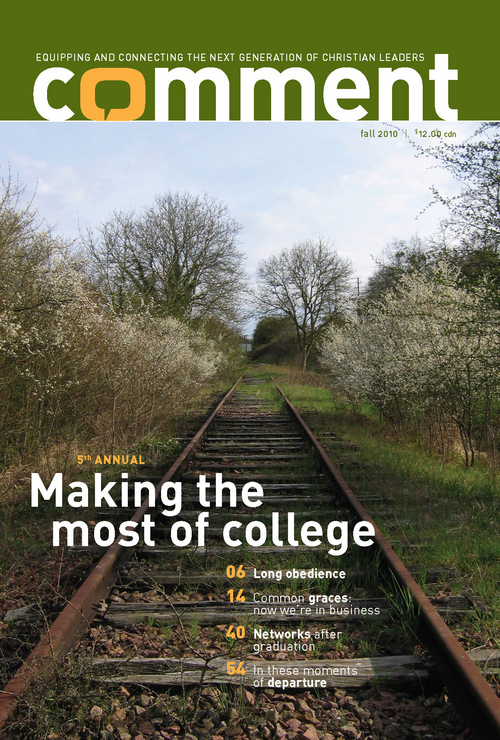 Making the most of college (fifth annual) Cover