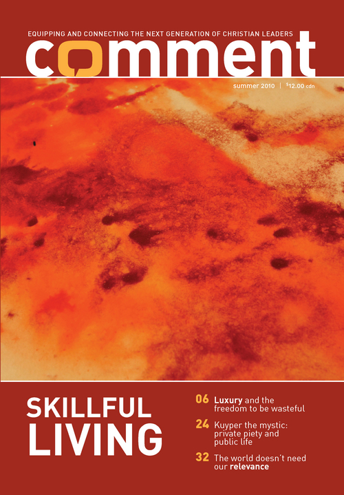 Skillful living Cover