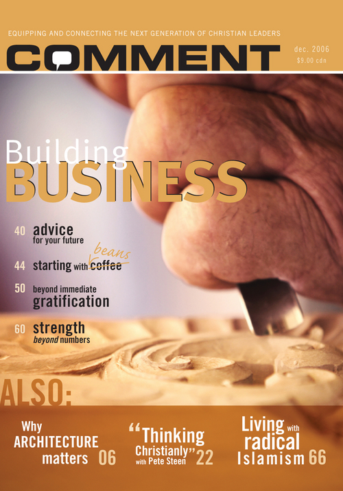 Building business Cover