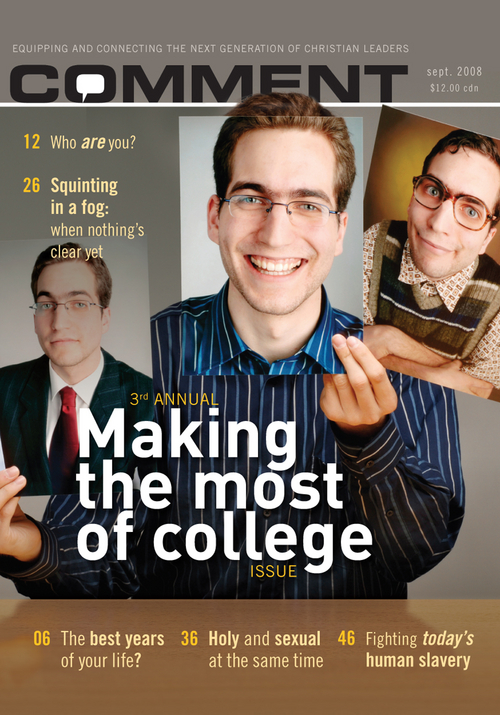 Making the most of college (third annual) Cover