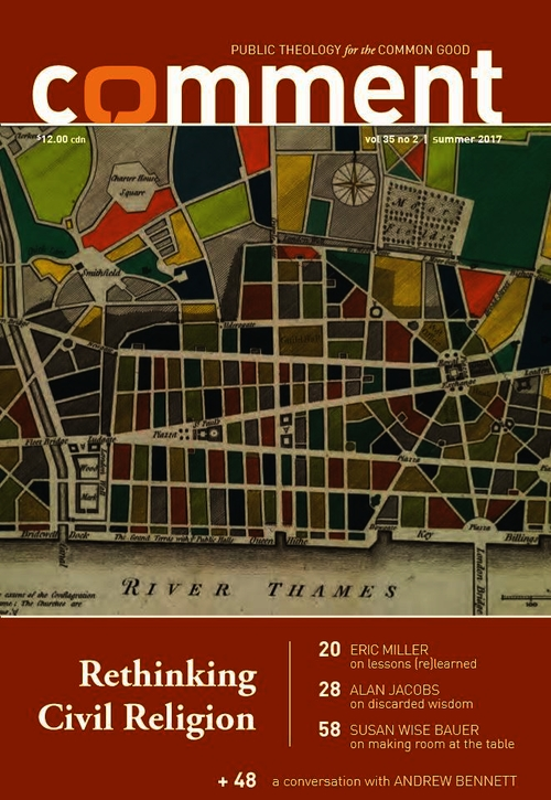 Rethinking Civil Religion Cover
