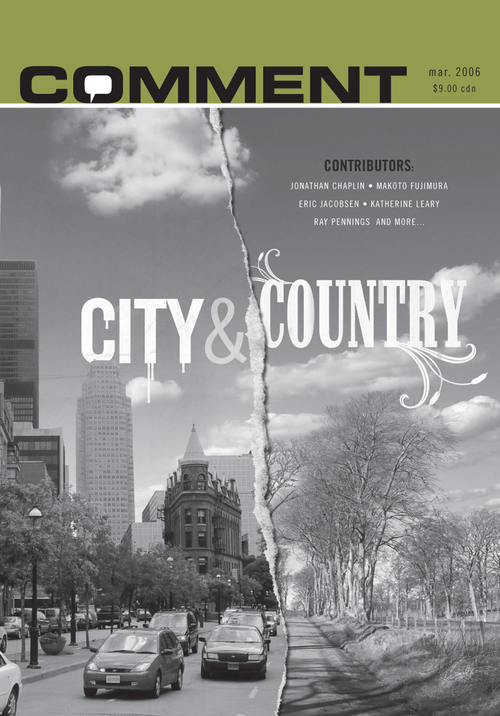 City & country Cover