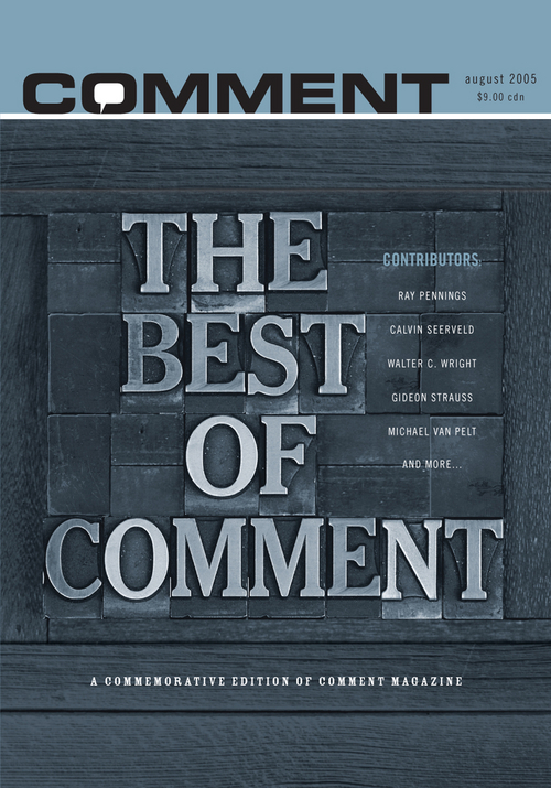 The best of Comment Cover