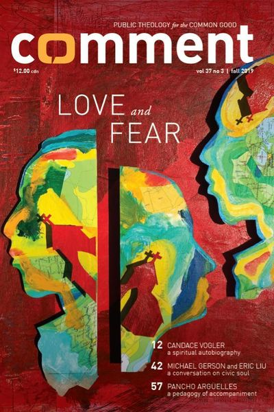 Love and Fear Cover