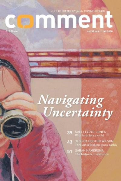 Navigating Uncertainty Cover