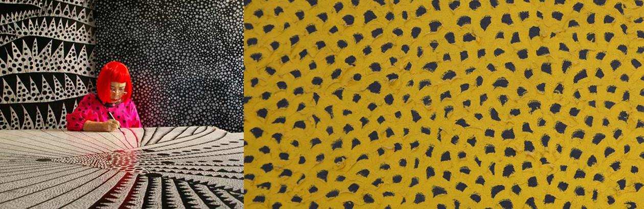 Yayoi Kusama's Infinity Nets: Sublime or Spectacle?