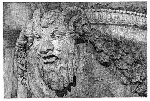 Terra-Cotta Faces, Goatman