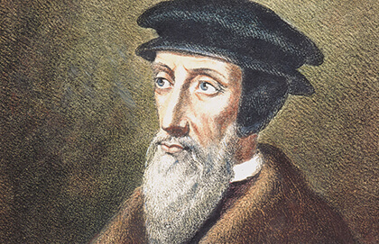 Calvin's Portraits: Instruction, Amusement or Idolatry?