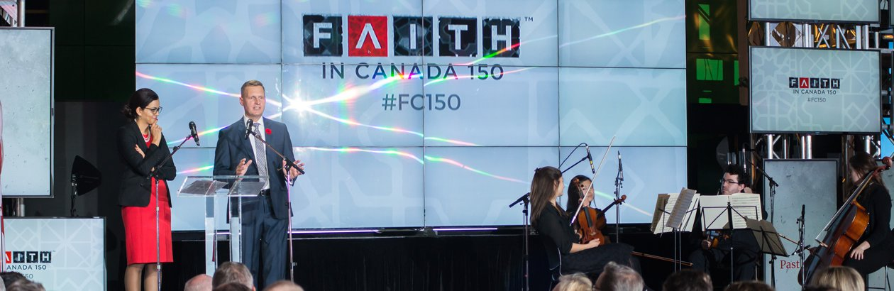 Headquarters: Faith in Canada 150