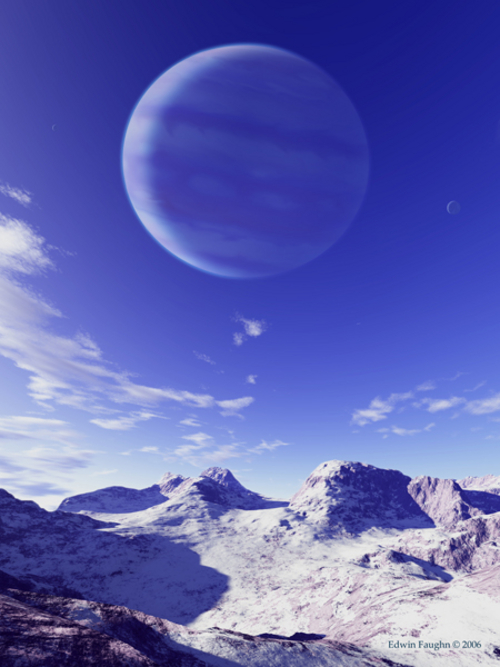 Extrasolar World
