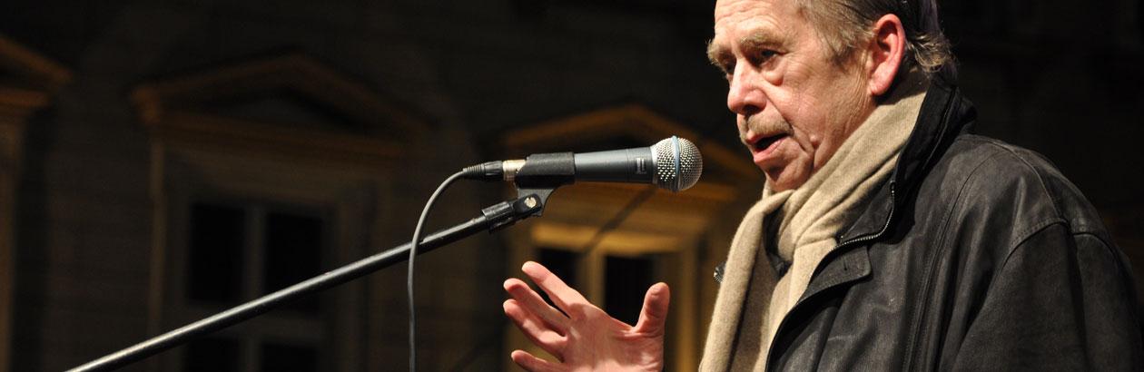 Living Responsibly: Václav Havel's View