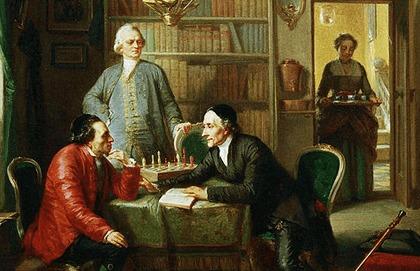 The Uses of Friendships: Moses Mendelssohn