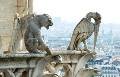 Devils in the Details: The Return of the Gargoyle