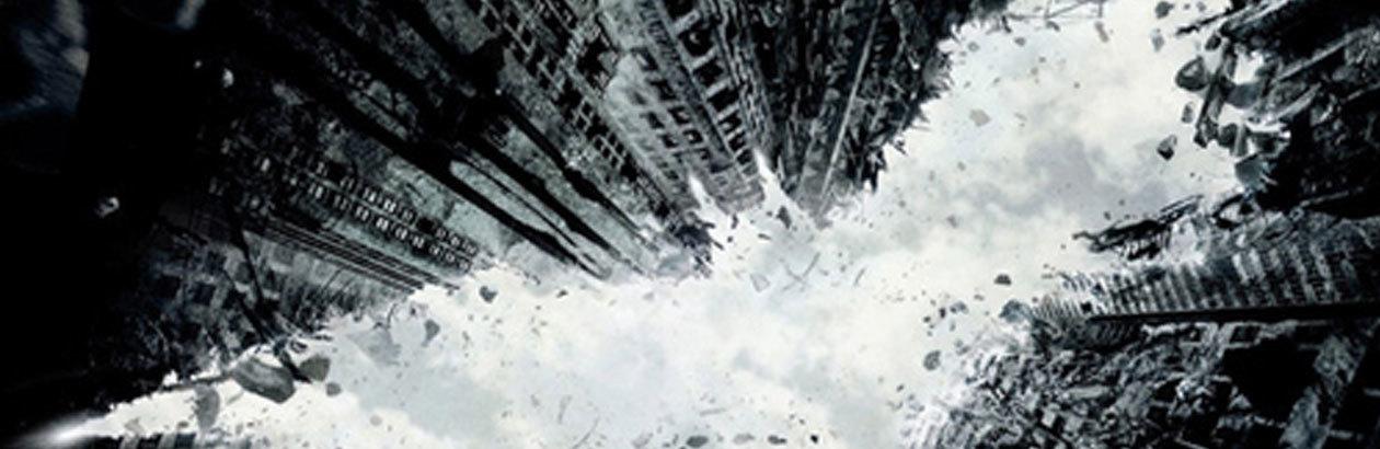 Batman from Below