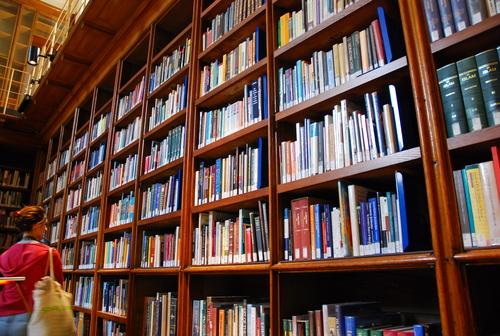 Library as Eden