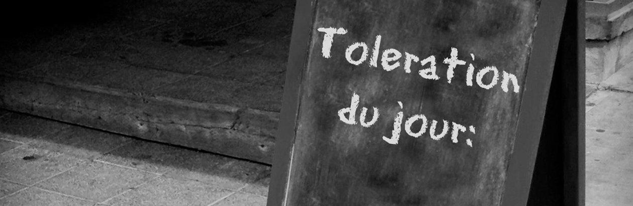 Living with Liberalism: understanding regimes of tolerance