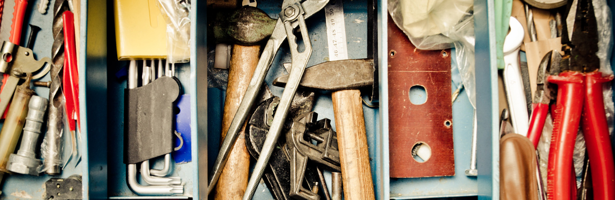 A Toolbox for Changing the World