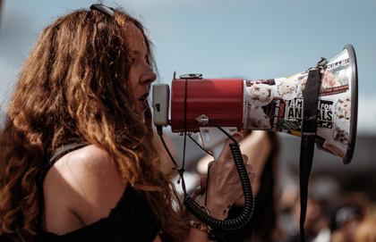 Protest and Persuasion: Productive or Pointless?