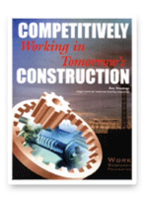 Competitively Working in Tomorrow's Construction