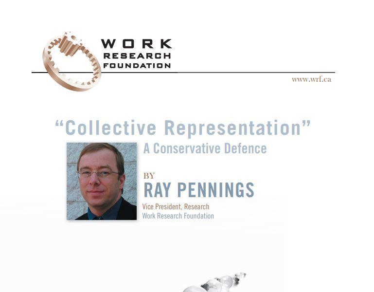 Collective Representation: A Conservative Defence