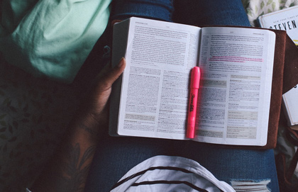 Reading the Bible Like a Grown-Up Child