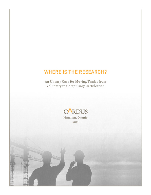 Where is the Research?