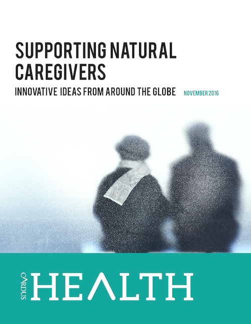 Supporting Natural Caregivers