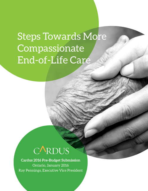 Steps Towards More Compassionate End-of-Life Care