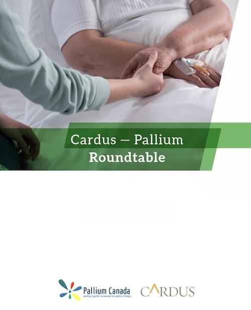 Cardus-Pallium Canada Palliative Care Roundtable Summary