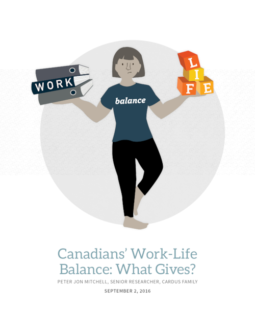 Canadians' Work-Life Balance: What Gives?