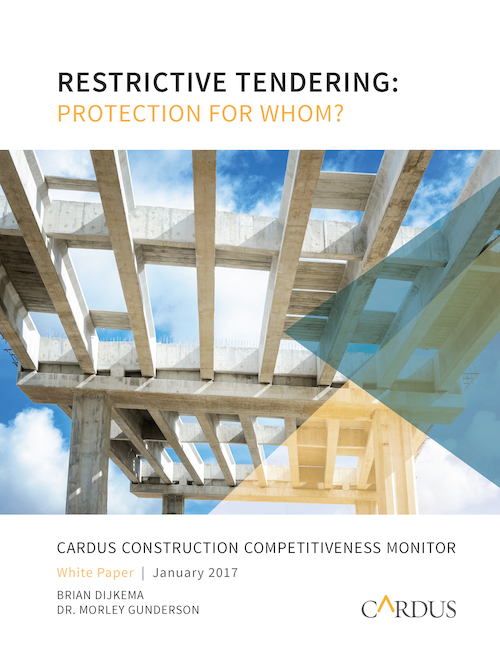 Restrictive Tendering: Protection For Whom?