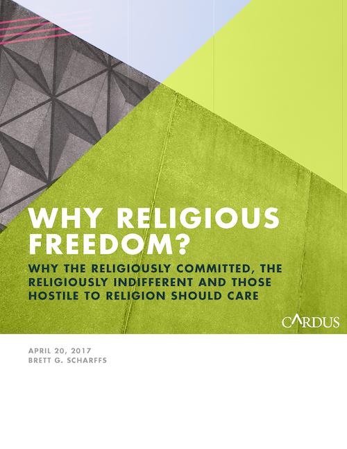Why Religious Freedom?