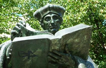 Erasmus is an Eel: Renaissance Humanist Hero