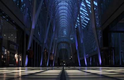 On the Table: Saskatoon's Big Box Cathedral