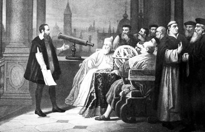Gambolling with Galileo