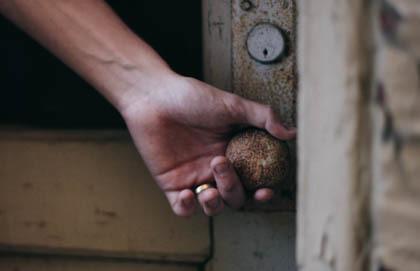 The Conversation: Through God's Open Door