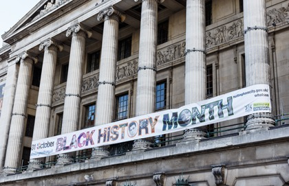 Black History Month: Silence and Storytelling