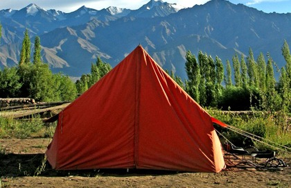 On Camping and Pipelines, Wilderness and Culture