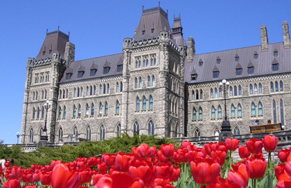 Spring in the Capital