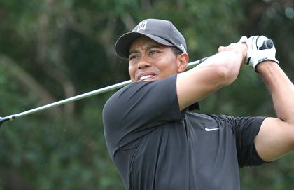 Tiger's Twisting Moral Tale
