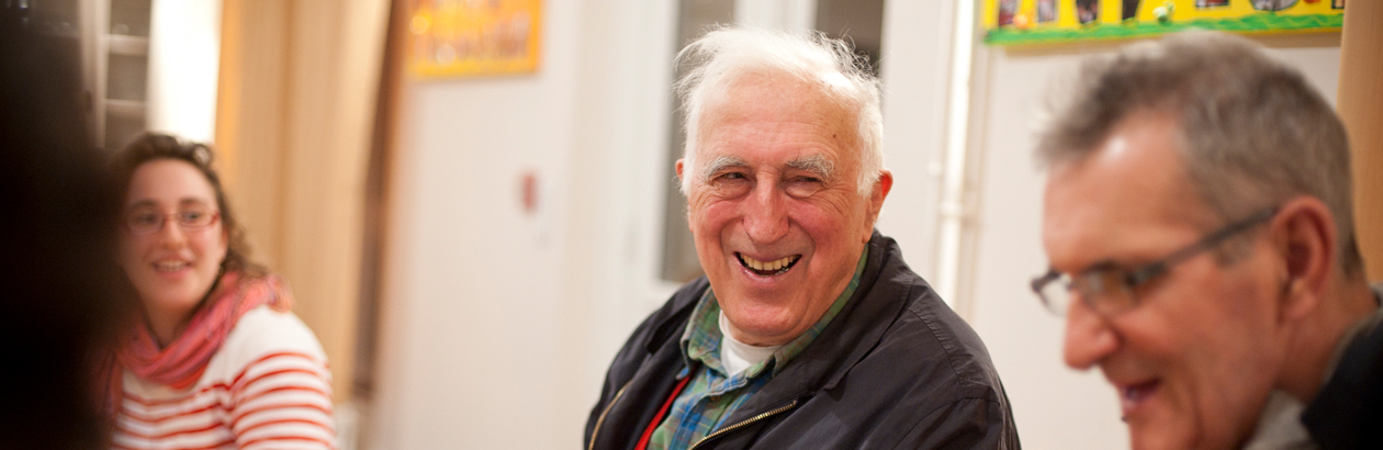 A Special Message From Jean Vanier